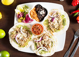 THE TACO Carnitas 3 stk.
